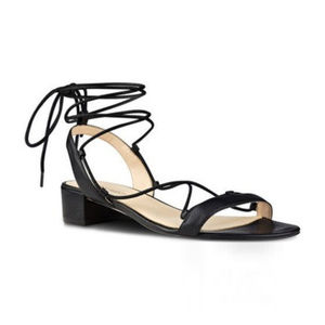 Nine West Radka Sandal Black Sz 5